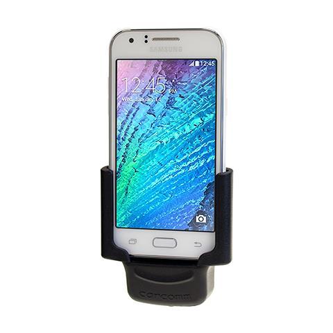 CARCOMM CMBS-663, Telefono cellulare / smartphone, Accendisigari, Attivo, Auto, Nero, Galaxy J1 SM-J100