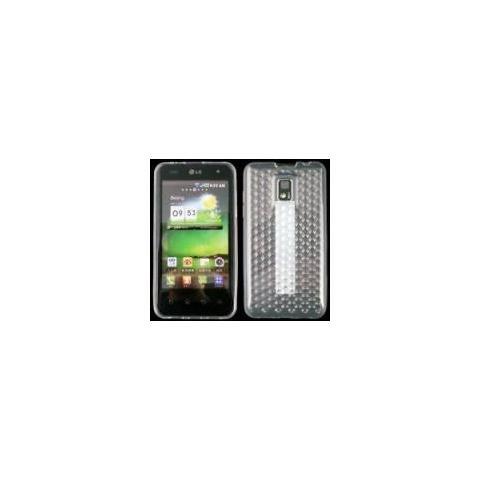 LG Custodia Lg P990 Optimus Dual Gel Tpu Trasparente