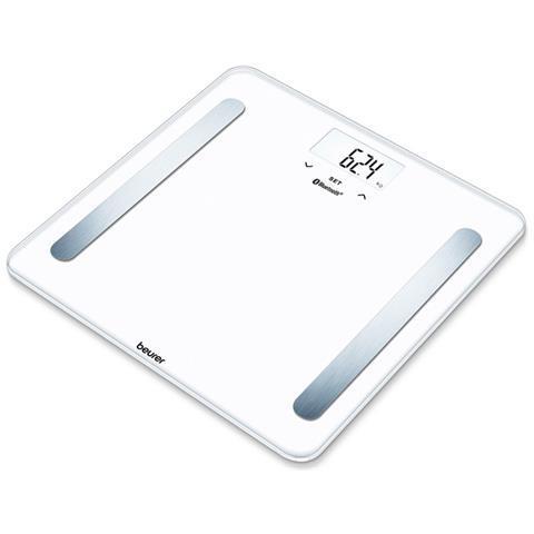 BEURER BF 600 Bilancia Pesapersona Diagnostica Digitale Portata Massima 180 kg Colore Bianco