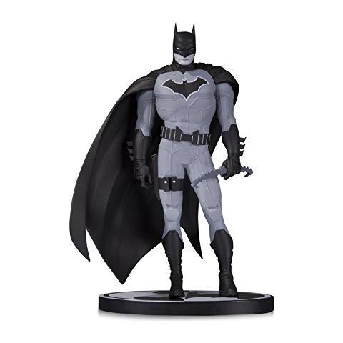 DC COMICS Dc Collectibles Black & White Batman By John Romita Jr. Resin Statue