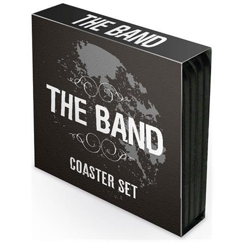Band (the) : 4 Coaster Set (set 4 Sottobicchieri)