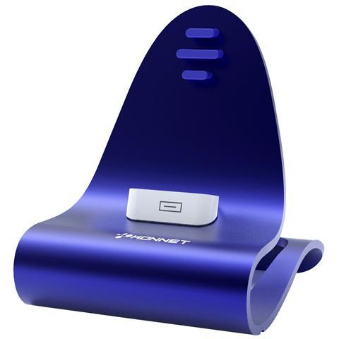 KONNET Icrado Stand Iphone / Ipod Usb Violet Kn-8239