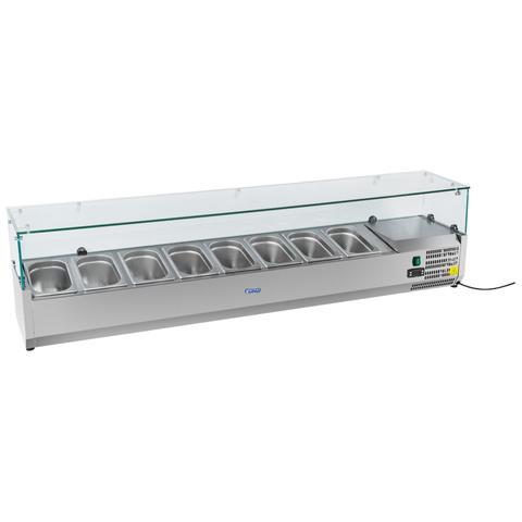 Vetrina Refrigerata - 180 X 33 Cm