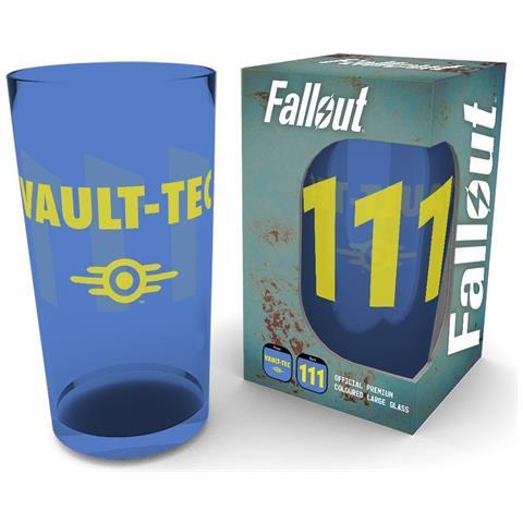 Fallout - Vault 111 (bicchiere)