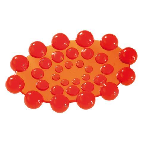 kiamami valentina portasapone da appoggio arancio modello spot eprice. Black Bedroom Furniture Sets. Home Design Ideas