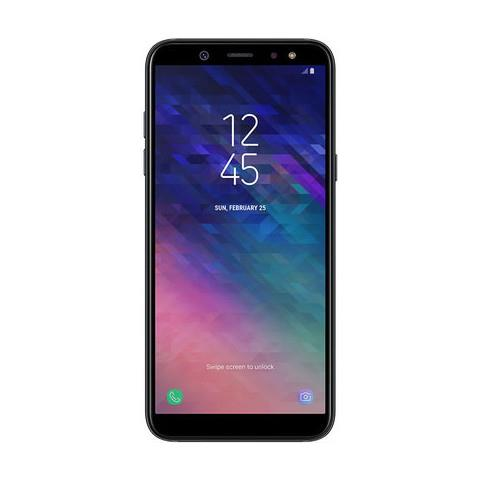 Image of Galaxy A6 Nero Display 5.6'' HD+ Octa Core Ram 3GB Storage 32GB +Slot MicroSD Wi-Fi + 4G Fotocamera 16Mpx Android - Vodafone Italia
