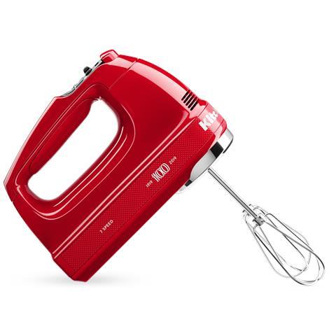 Sbattitore Elettrico 5KHM7210HESD Queen of Hearts Potenza 85W Colore Rosso Passione