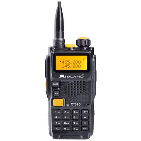 Vhf / uhf Ct590s Dual Band 136-174mhz 400-470mhz C1354