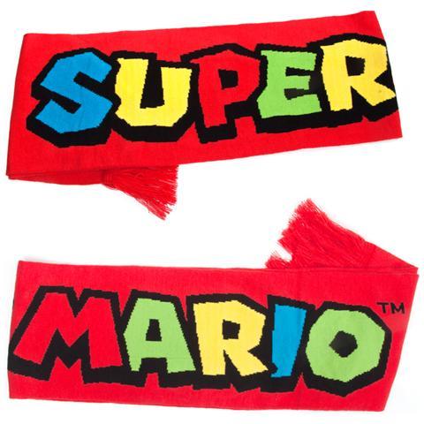 BIOWORLD Nintendo - Super Mario (Sciarpa)