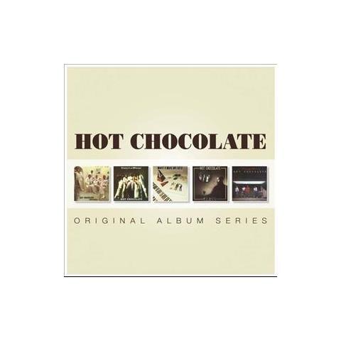WARNER BROS Cd Hot Chocolate - Original Album (5 Cd)