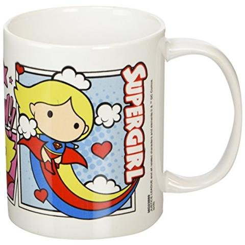 Tazza Justice League Mug Chibi Supergirl