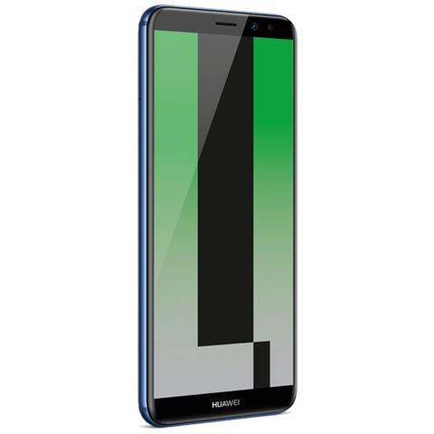 "HUAWEI Mate 10 Lite Blu 64 GB 4G / LTE Dual Sim Display 5.9"" Full HD Slot Micro SD Fotocamera 16 Mpx Android Italia"