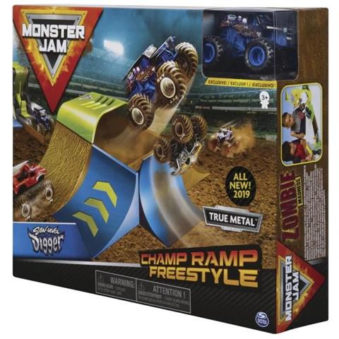 MONSTER JAM Confezione Monster Jam Playset