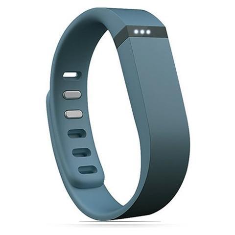 FITBIT Flex Braccialetto Wireless per monitoraggio Attività Fisica e Sonno - Grigio