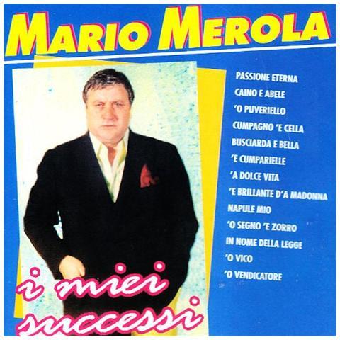 ZEUS RECORD Mario Merola - I Miei Successi