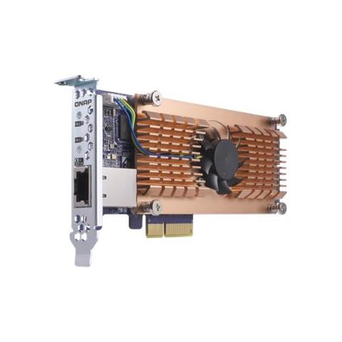 Image of DUAL M. 2 22110/2280PCIE SSD 10GBASE