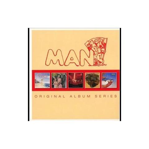 WARNER BROS Cd Man - Original Album Series (5 Cd)