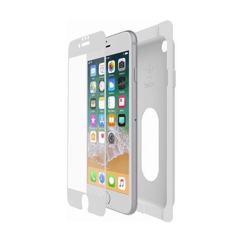 BELKIN Pellicola Protettiva in Vetro Temperato per iPhone 8 / 7 / 6S / 6