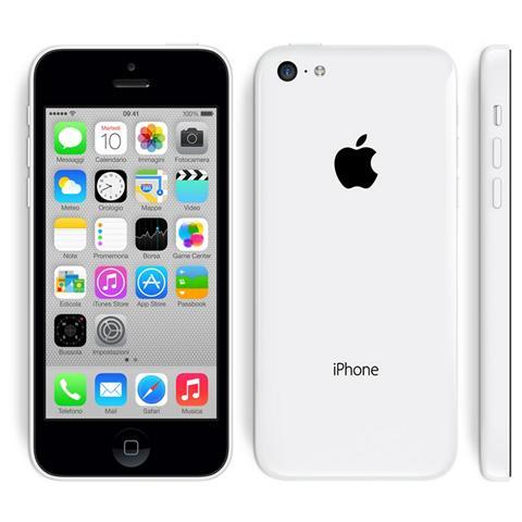 iPhone 5c Bianco 32 GB