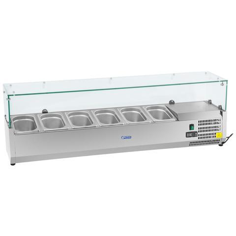 Vetrina Refrigerata - 140 X 33 Cm