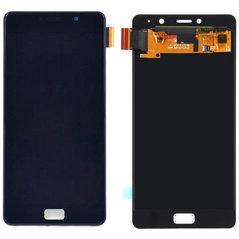 Image of Ricambio Lcd Touch Screen Vetro Schermo Display Nero Per Lenovo Vibe P2