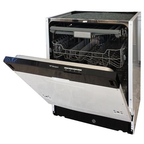 Lavastoviglie BOLT146 / E da Incasso con Frontalino a Vista Classe A++ Capacità 14 Coperti