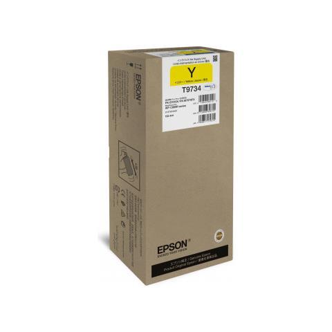 T9734 192.4ml 22000pagine Giallo cartuccia d'inchiostro