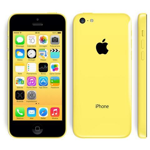 iPhone 5c 32 GB Giallo