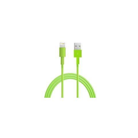 PURO *Puro Cavo Apple 2.1 Certificato Ipod / Iphone / Ipad Verde