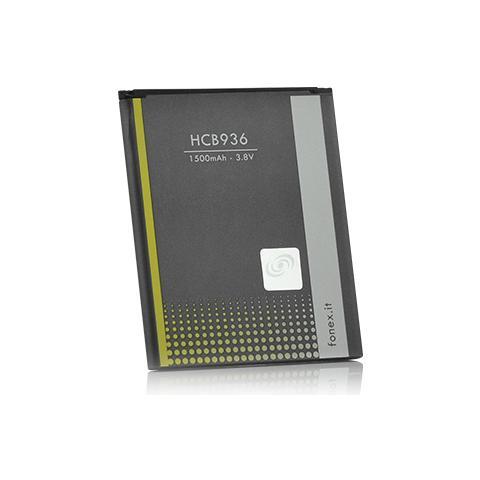 FONEX Batteria Li-Ion High Capacity 1500 mAh per Samsung Galaxy Ace 3 (Non per S7275)