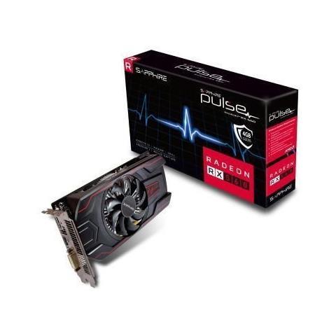 Sapphire Radeon RX 560 Pulse OC 4 GB