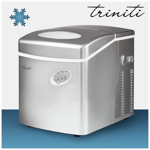 Macchina Per Cubetti Di Ghiaccio Fabbricatore Triniti 20kg In 24h Ice Maker
