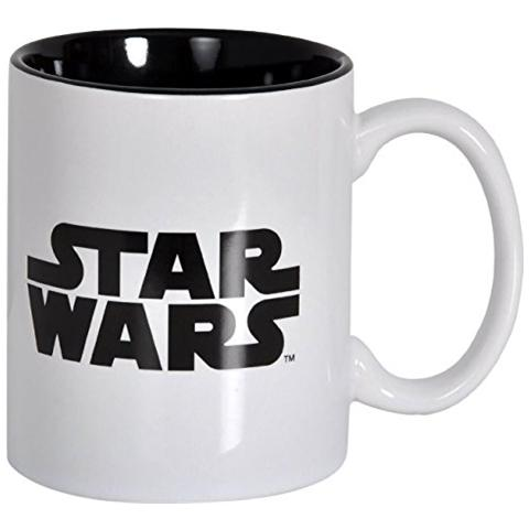 Tazza Star Wars Mug Black Logo
