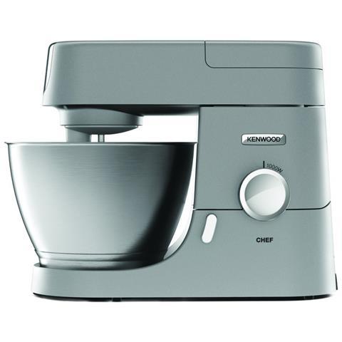 Robot da Cucina Chef KVC3100S 1000W 4.6L Argento