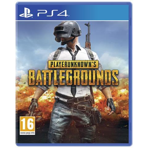 SONY PS4 - PlayerUnknown's Battlegrounds + Bonus Pre-Order*