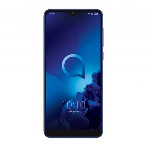 Image of 3 (2019) Blu 32 GB 4G / LTE Dual Sim Display 5.95'' HD Slot Micro SD Fotocamera 13 Mpx Android Italia