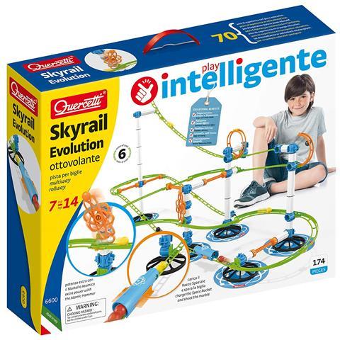 QUERCETTI Ottovolante Skyrail Evolution Pista per Biglie 6600