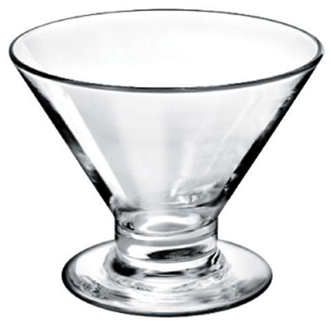 Coppa Gelato in Vetro da 150 Cl