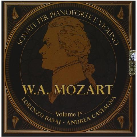 WIDE CLASSIQUE Mozart - Sonate Per Pianoforte E Violino