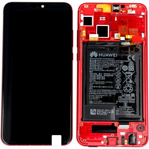 Image of Display Originale Rosso Honor View 10 Lite. Codice Produttore: 02352een