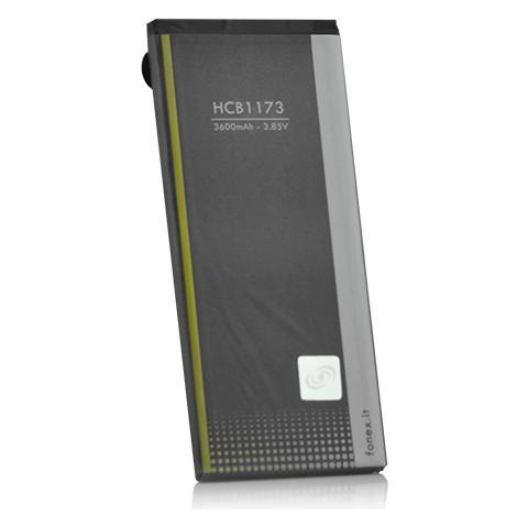 FONEX Batteria Li-Ion High Capacity 3600 mAh per Samsung Galaxy S7 Edge