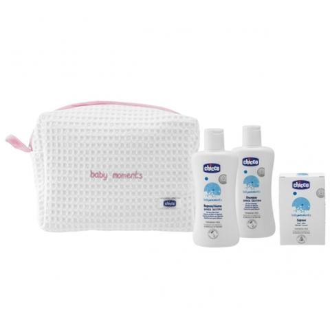 Chicco Baby Moments Beauty Essential - Girl