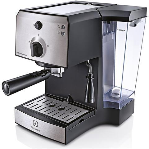 EEA111 EasyEspresso Macchina da Caffè Manuale Capacità 1.25 Litri Potenza 1250 Watt Colore Nero
