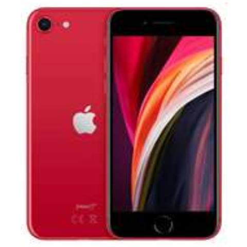 Iphone Se 2020 4.7'''' 64gb Slim Box Product Red Europa