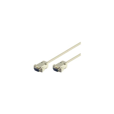 WENTRONIC CAK D-SUB 200 9M / 9M 2m 9-pin 9-pin cavo di interfaccia e adattatore