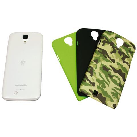 MEDIACOM Cover Posteriore per PhonePad Duo G550 3 Pz