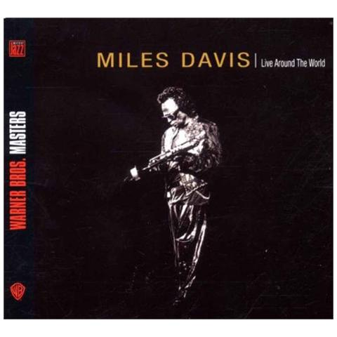 WARNER BROS Miles Davis - Live Around The World