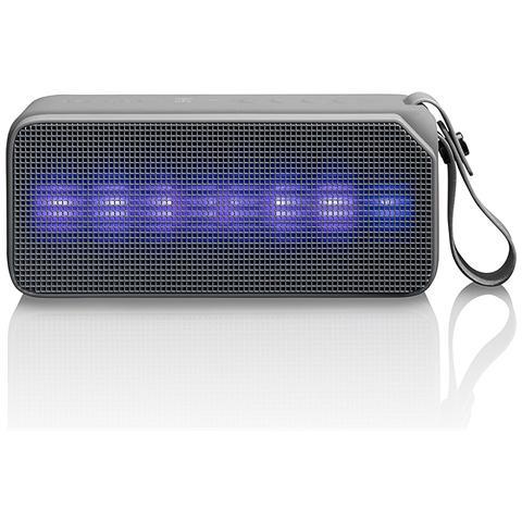 Lenco Speaker Wireless Bluetooth BT-190 Multicolore