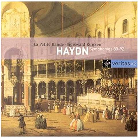 VIRGIN La Petite Bande - Kuijken Sigiswald - Haydn - Symphonies 88-92 (2 Cd)