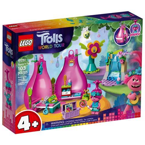 LEGO 41251 Trolls World Tour Il Baccello di Poppy